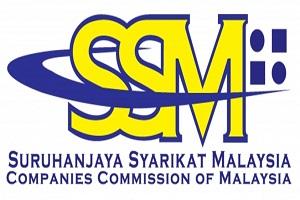 SSM Malaysia Suruhanjaya Syarikat Malaysia Companies Commission of Malaysia